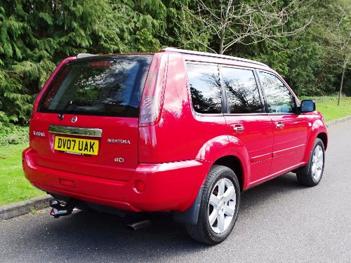 nissan x trail 2007 owners manual